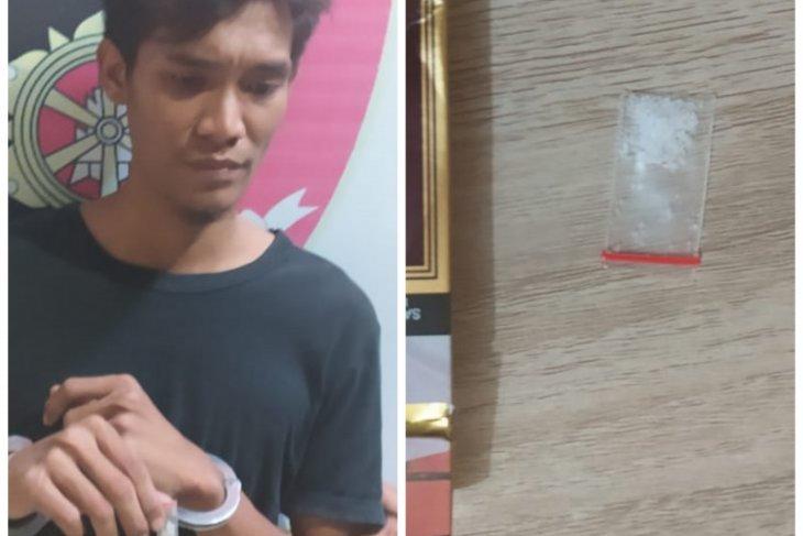Polsek Binjai Utara tangkap pemilik sabu-sabu