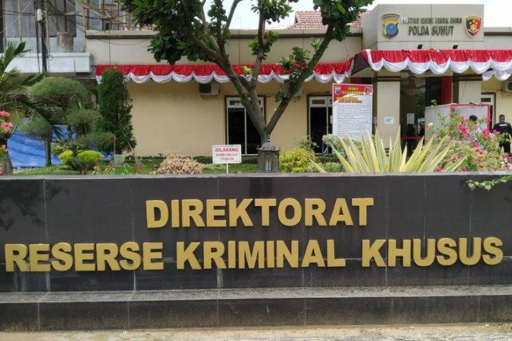 Polda Sumut tahan Kepala Desa Pasar Batahan terkait kasus korupsi