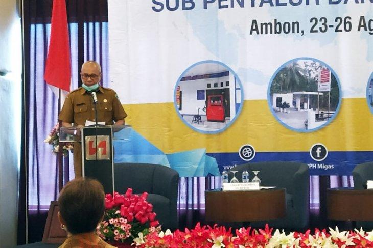 Pemprov dukung pembukaan sub penyalur BBM di Maluku