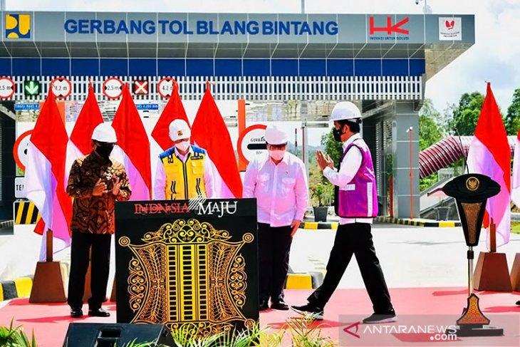 Presiden berharap Aceh jadi episentrum baru di Sumatera