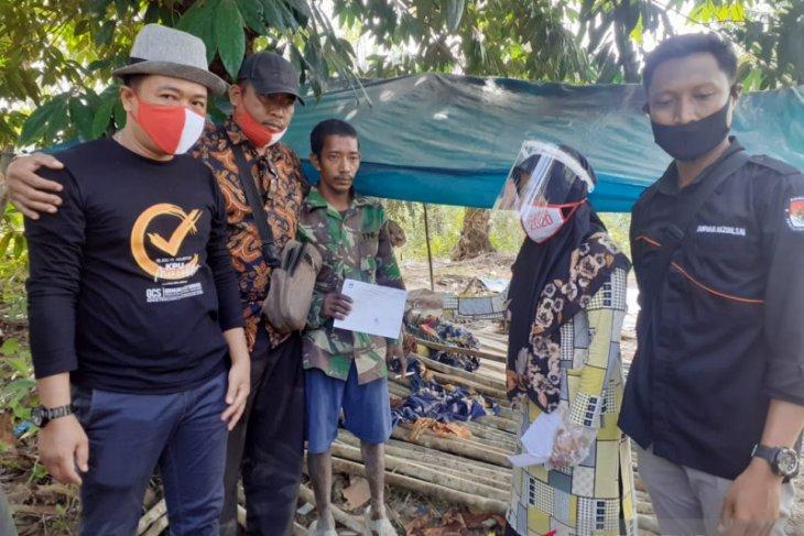 KPU Batanghari akomodasi hak pilih warga Suku Anak Dalam