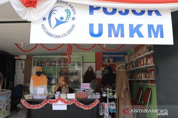 Pemkot Tangerang serahkan data 40.307 UKM ke Kemenkop UKM