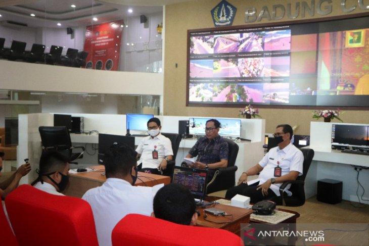 Pemkab Badung tingkatkan kualitas SAKIP sesuai rekomendasi Tim Evaluator Kemenpan-RB
