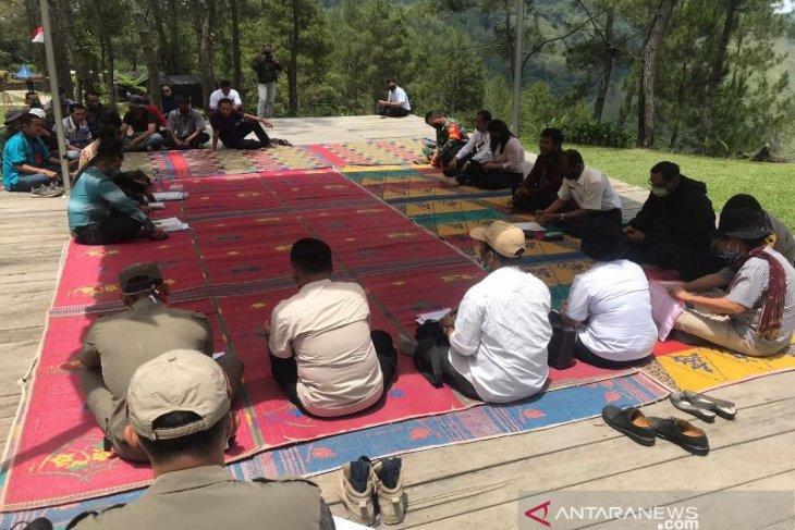 Sikapi penolakan warga Desa Sigapiton di The Kaldera Toba, BPODT : Pembersihan 27 rumah akan tetap dilakukan