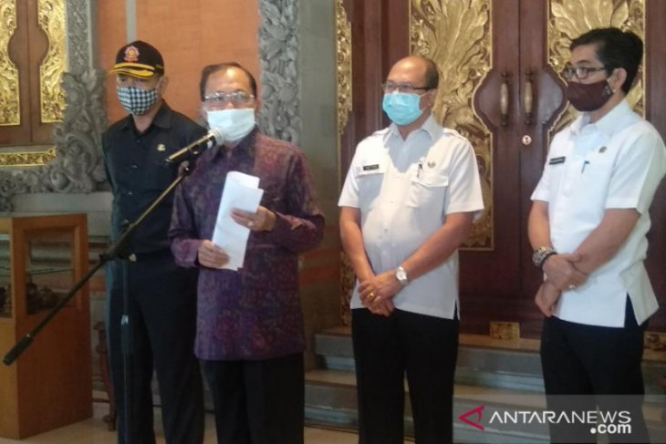 Bali enforces Rp100,000 fine for not wearing face masks outdoors