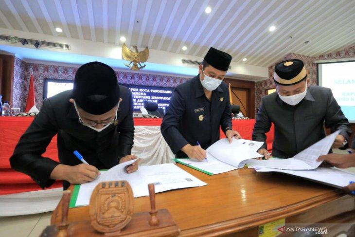Pemkot Tangerang targetkan PAD  Rp2 triliun pada 2021