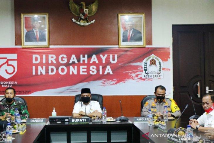 Aceh Barat perketat razia masker bagi masyarakat beraktivitas di luar rumah