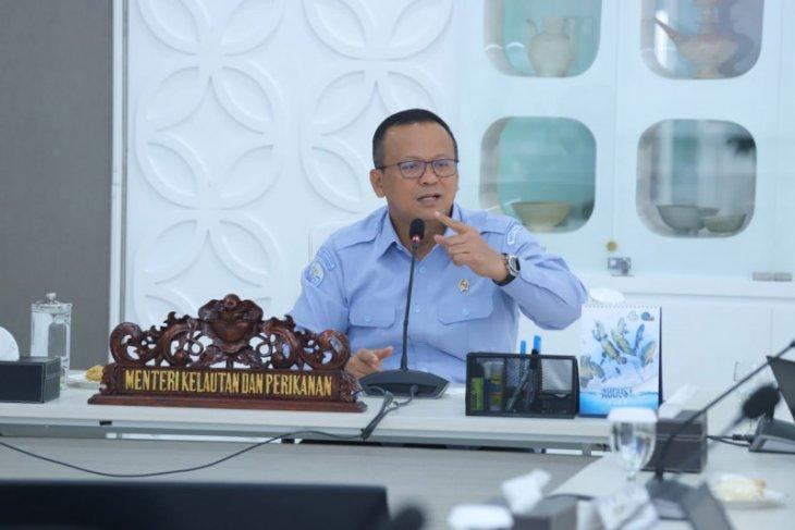 Menteri Edhy nyatakan  ABK ke luar negeri harus punya sertifikat lengkap