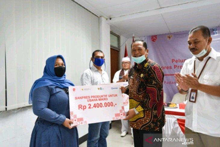 Pemkot Padangsimpuan bersama BRI luncurkan bantuan presiden