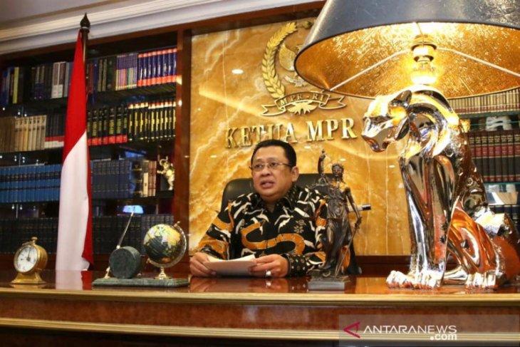 Ketua MPR Bambang Soesatyo apresiasi rencana pemberian vaksin COVID-19 gratis