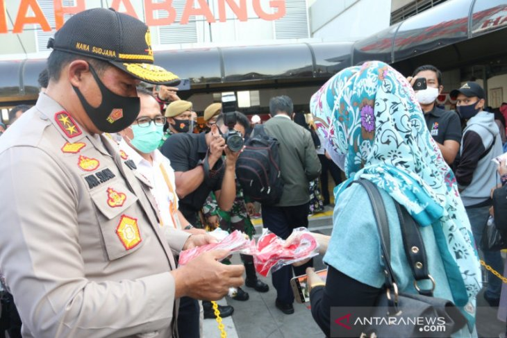 Polda Metro Jaya gelar Operasi Yustisi di Jakarta mulai Senin