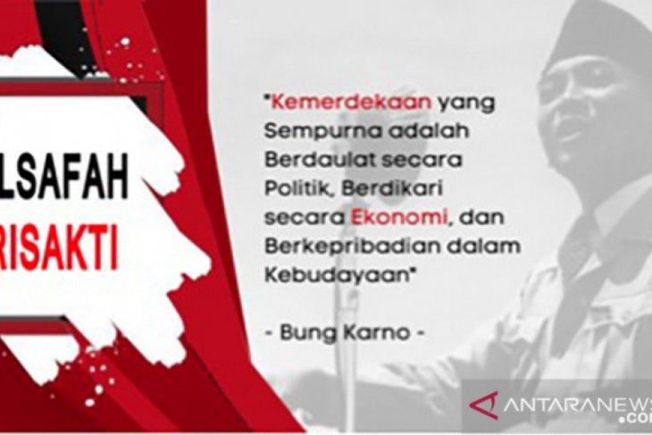Mewujudkan kemerdekaan finansial dengan falsafah Trisakti Bung Karno