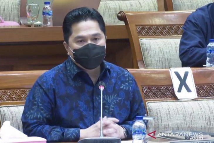 Erick Thohir targetkan 15 juta orang dapat vaksin COVID-19 akhir 2020