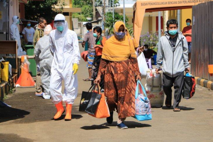 Angka kesembuhan pasien COVID-19 di Kota Surabaya capai 77,53 persen