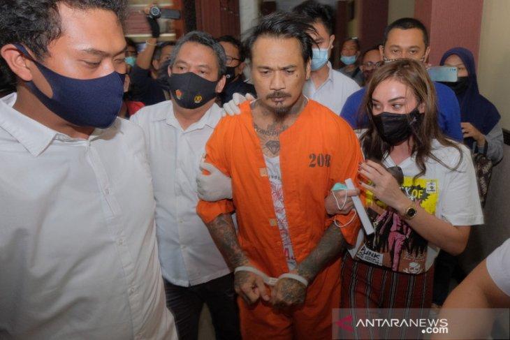 Perkara pidana drummer grup musik Superman is Dead,  Jerinx dilimpahkan ke PN Denpasar
