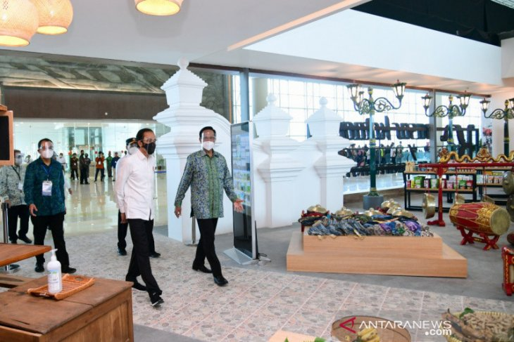New Yogyakarta Airport served 4,193 flights during March-Aug period