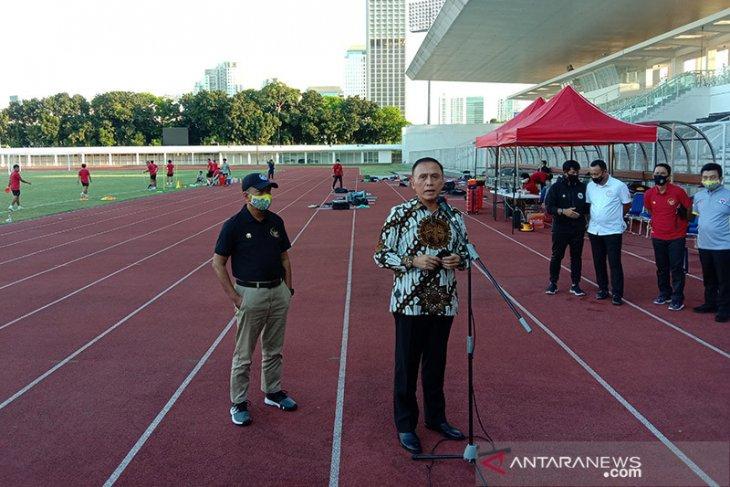 PSSI sambut baik kemenangan Timnas U-19 Indonesia atas Qatar dengan skor 2-1