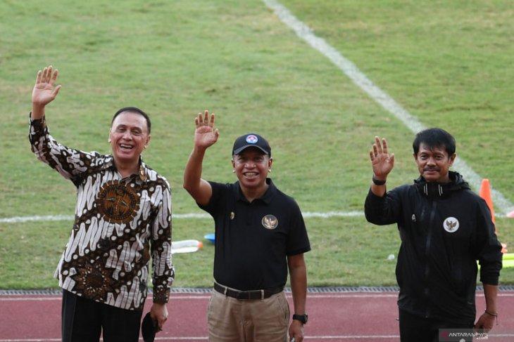 PSSI masih tunggu izin Kapolri untuk gulirkan lagi Liga 1