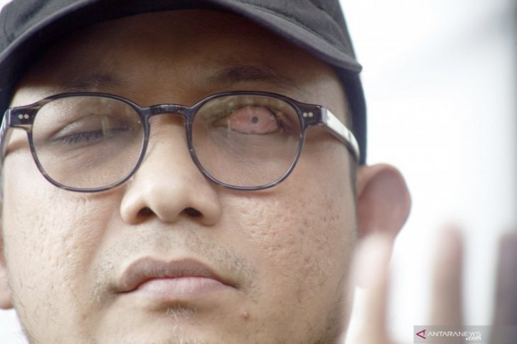 Novel Baswedan turut jadi Kasatgas penangkapan Edhy Prabowo