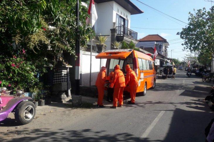 Warga Amerika ditemukan tewas di rumah kontrakan di Denpasar