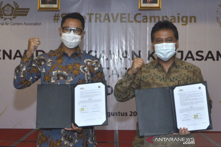 PHRI-INACA kerja sama pulihkan sektor pariwisata