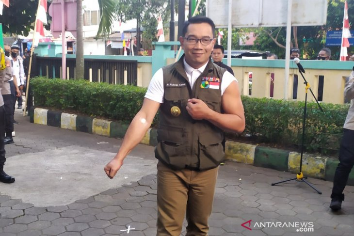 248 volunteers have received Sinovac vaccine injections in Bandung