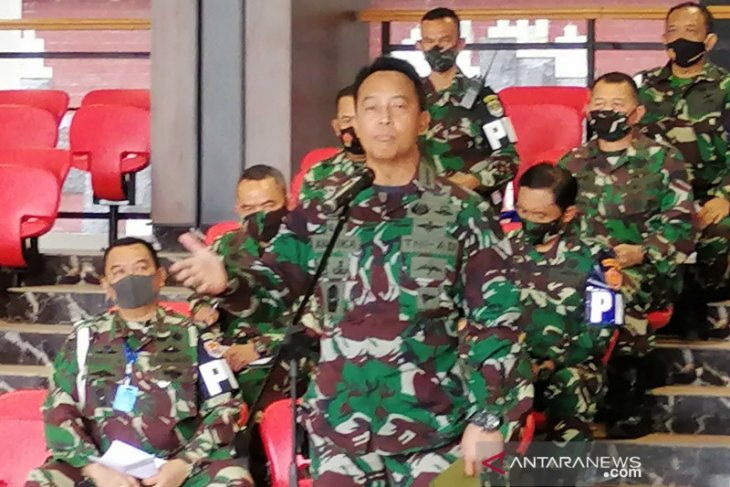 Kasad: 12 prajurit TNI AD ditahan di Pomdam Jaya