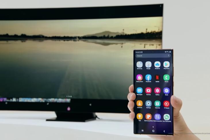 Samsung DeX terbaru hadir di Galaxy Note 20 Series untuk multitasking