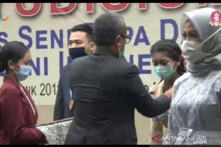 FSRD ISI Denpasar padukan yudisium daring dan tatap muka