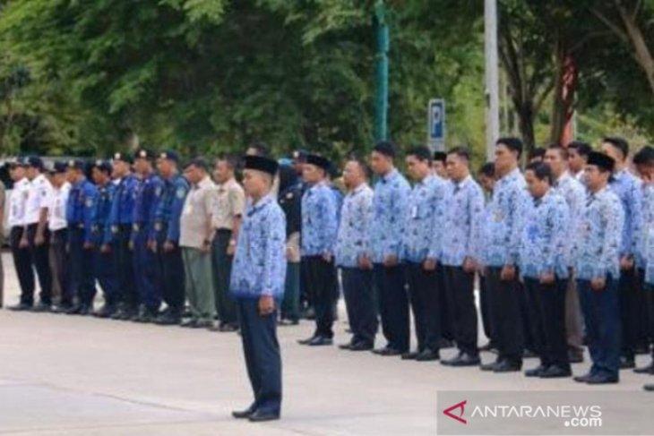 Pemerintah Kabupaten Penajam anggarkan gaji-insentif PNS Rp500 miliar