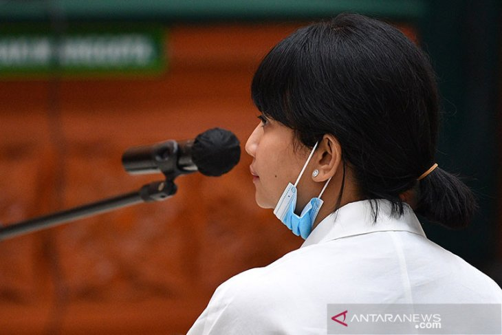 Vanessa Angel jalani isolasi 14 hari di LPP Pondok Bambu