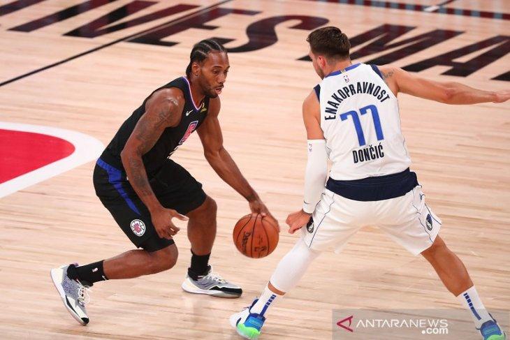 Los Angeles Clippers hentikan perlawanan Mavericks, lanjut ke semifinal Barat