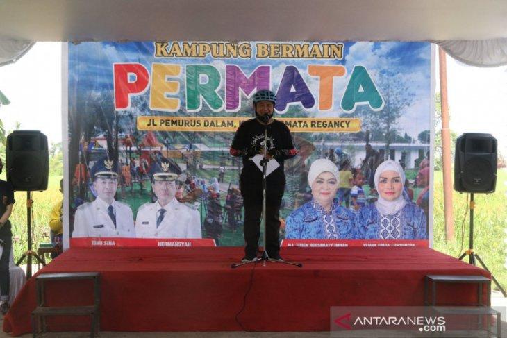 Wali Kota resmikan kampung bermain kesembilan binaan Formi