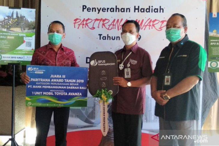 Bank BPD Bali raih anugerah