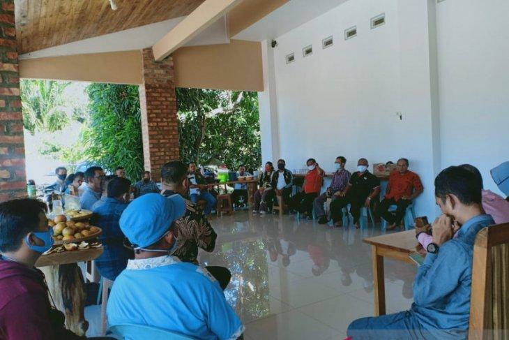 PDIP dan Demokrat usung Didit-Korari di Pilkada Bangka Tengah