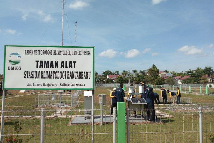 Petani di Sintang ikuti sekolah lapangan iklim BMKG