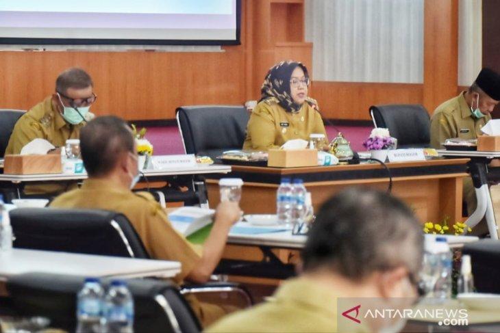 Pemkab Bogor baru serap sekitar 50 persen anggaran penanganan COVID-19