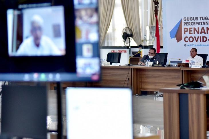 Edy Rahmayadi sebut butuh waktu penyelesaian kasus tanah di Simalingkar dan Sei Mencirim