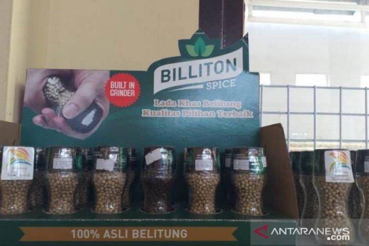 Galeri KUMKM Belitung pasarkan produk olahan lada