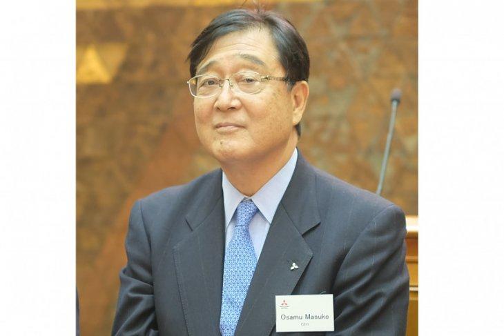 Mitsubishi: Osamu Masuko meninggal dunia karena jantung dalam usia 71 tahun