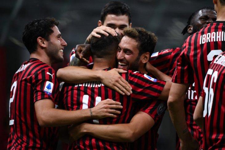 Milan awali laga di Liga Europa dengan lawan Shamrock Rovers