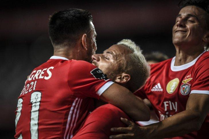Benfica tantang PAOK dalam kualifikasi Liga Champions