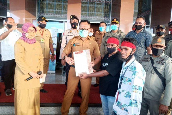 Sekda Maluku siap bertanggung jawab atas aksi joget di gedung DPRD