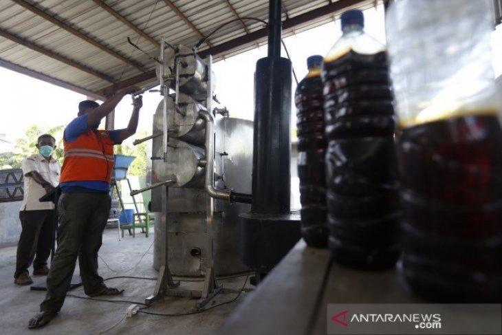 Ini cara Banda Aceh olah sampah plastik jadi minyak mentah