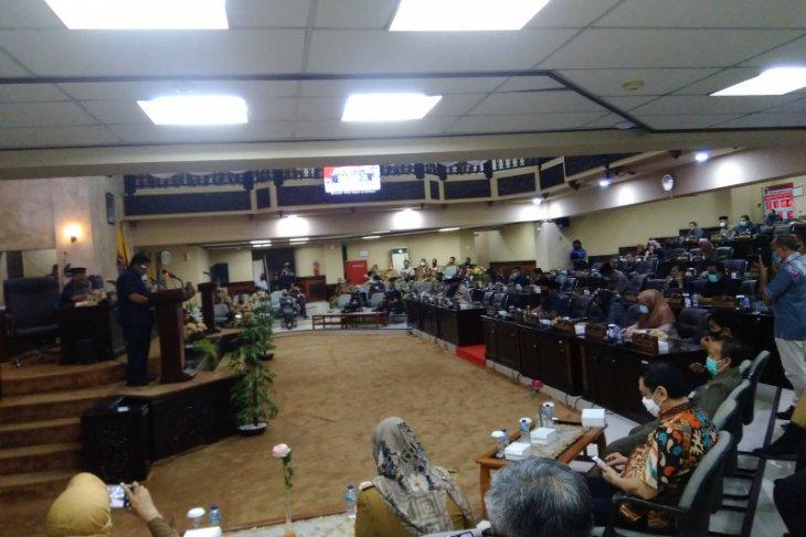 Gubernur : pertumbuhan ekonomi kalsel 2020 lebih baik dari nasional