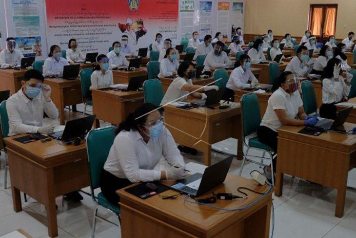 Seleksi kompetensi bidang CPNS Bali