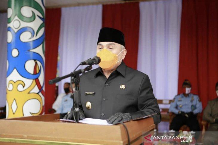 Gubernur Isran Noor respon positif rencana investasi FMG ke Kaltim