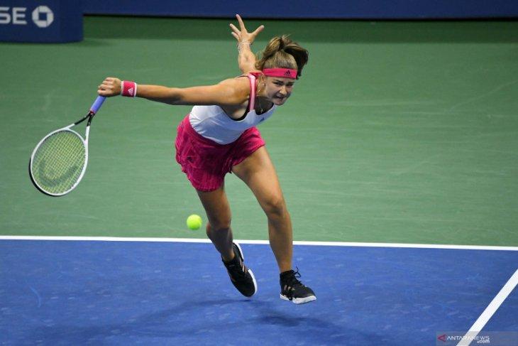 Australian Open: Unggulan teratas Barty terhenti di perempat final