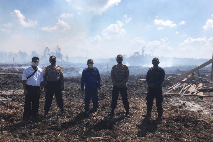 Polisi Bangka perketat pengawasan hutan dan lahan cegah kebakaran