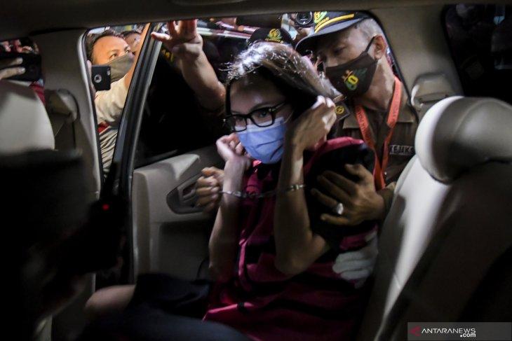 Jaksa Pinangki dicecar penyidik Polri 34 pertanyaan dalam 7 jam pemeriksaan